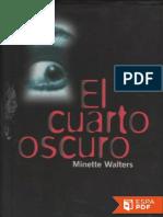 El Cuarto Oscuro - Minette Walters