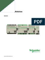 Módulos Saitel DR ES 3.0