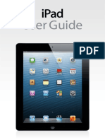 iPad User Guide for IOS 6