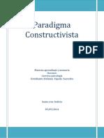 Paradigma Constructivista12