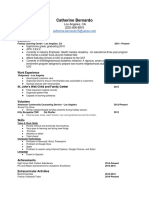final copy of resume