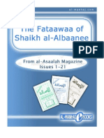 The Fatawaa of Shaykh al-Albani