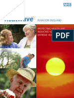 UK Heatwave Plan (March 2010) Department of Health