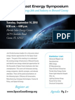 Space Coast Energy Symposium