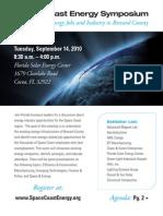 Space Coast Energy Symposium
