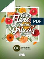 Guia Flores Orixas