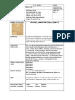 Ficha Tecnicas de Pisos y Pavimentos