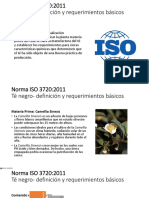 Norma ISO 3720