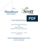 Scott County MN 12/7/17 Board Meeting Agenda