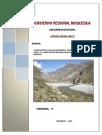 Estudio Hidrologico Componente 02
