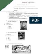 Ejercicios Publicidad y Propaganda 8 2017