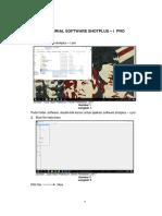 Tutorial Software Shotplus