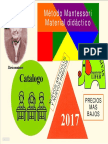 Catalogo Montessori