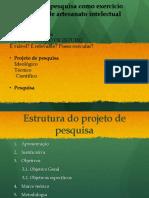 Slide Roteiro Projeto