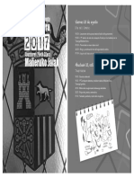 Programa Maneru Fiestas 2017