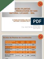 Micro Plantas Para La Produccion GNL
