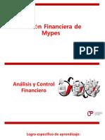 Semana 9 - Analisis y Control Financiero