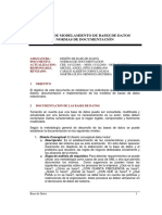 2009-02-27 Estandares Documentación de BDR