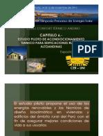Capitulo 6 EstudioPiloto de Acondicionamiento Termico Para Edificaciones Rurales Altoandinas