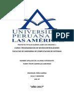 Examen Parcial de Programacion de Microcontroladores 2017-2
