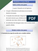 Aula 02 Modelo Cinético Dos Gases - 2016.2