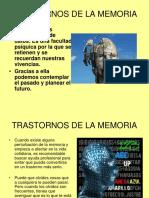 Trast de La Memoria - Derecho