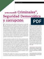 bandas criminales seguridad democrática y corrupción- Mauricio Romero Angélica Arias.pdf