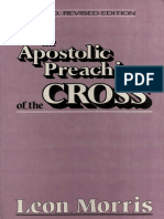 l Morris Apostolic Preaching of the Cross1