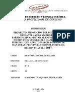 doctrina´. proyecto TERMINADO