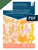 La Justiciabilidad de los Derechos Económicos, Sociales y Culturales en el Sistema Interamericano de Derechos Humanos
