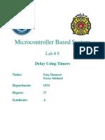 Lab 8 faiq