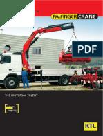 GRUA Catalogo PK18500