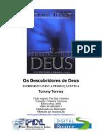 Os Descobridores de Deus (Tommy Tenney)