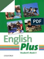English Plus 3 - Student's Book