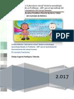 Unidad Didactica Para La Clase 2017