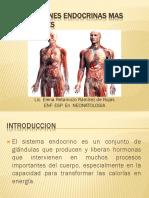 1. Alteraciones Endocrinas Mas Frecuentes