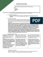 whole group lesson plan pdf