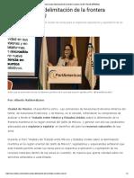 29-11-17 México analiza delimitación de la frontera marítima con EU _ RASA INFORMA