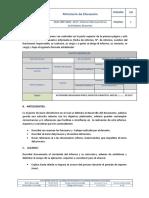 Formato Informe Mensual de Actividades Docente 2017
