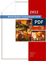 British Bankers c2 Csi Libor War With f Iiing Americans - Chapter 8