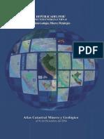 Atlas Catastral Minero y Geologico Dic-2016