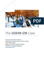 The Gdeim Izik Case
