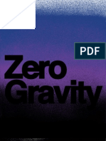 Catalogue Zero Gravity