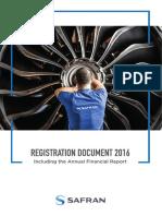 Safran Annual Report 2016