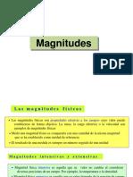 1. Magnitudes