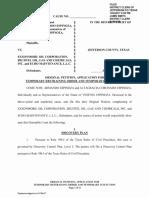 1205 ExxonMobil Death Lawsuit