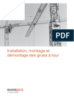 Installation Grues