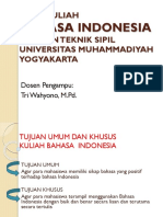Materi Umy Bahasa Indonesia