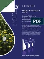 Fosfato Monopotásico (MKP)