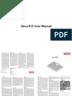 Bascula Seca 813